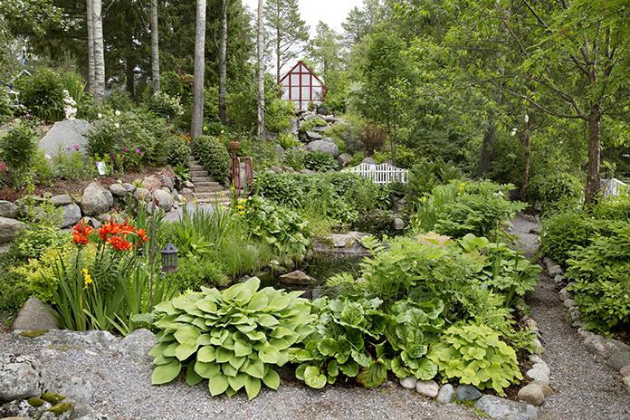 Trädgård, Lilla Madeira